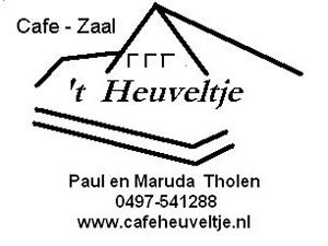 Cafe Zaal 't Heuveltje