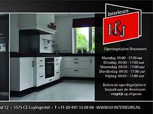 H&J Interieurs - Keukens