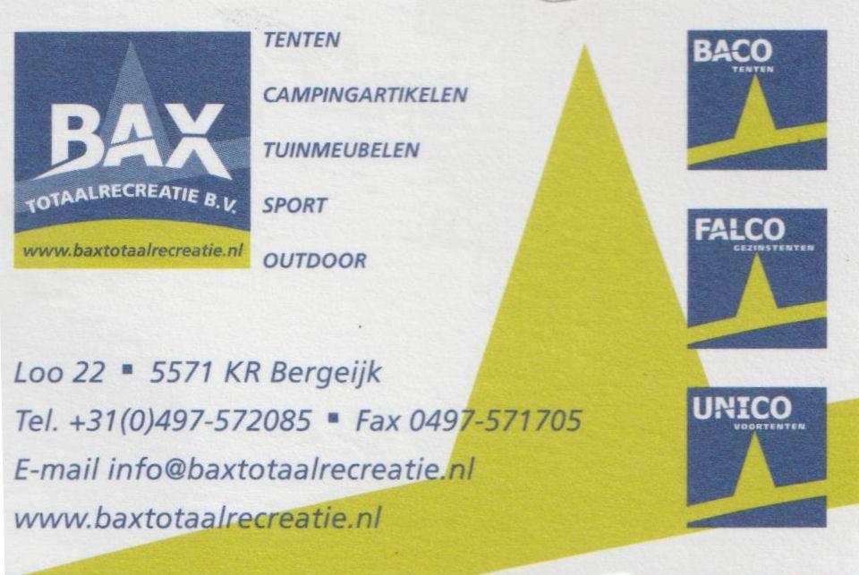 Bax Tenten