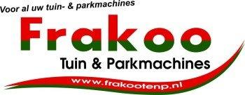 Frakoo Tuin & Parkmachines