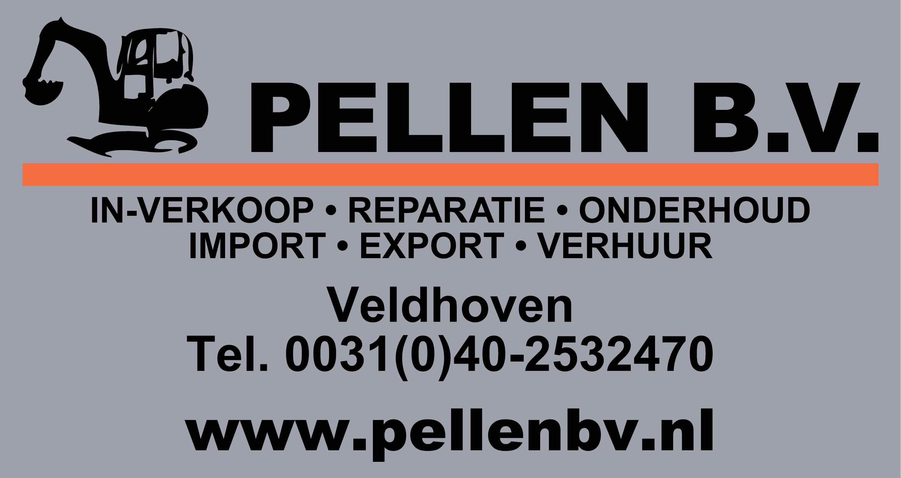 Pellen BV