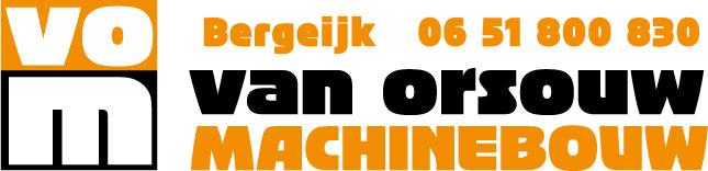 Van Orsouw Machinebouw